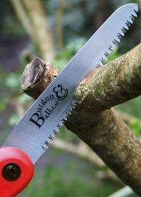 Садовая пила складная по дереву GTO/PS Burgon & Ball фото