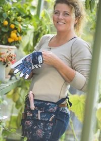 Одежда флориста футболка с длинным рукавом GardenGirl Classic GGLS02 картинка.jpg