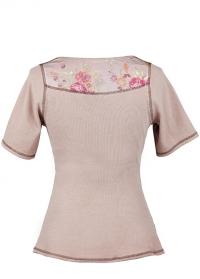 Одежда флориста футболка с коротким рукавом GardenGirl Classic GGT02 фото.jpg