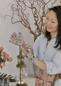 Перчатки для флориста с нитрилом GardenGirl Chelsea фото.jpg