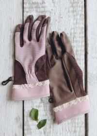 Перчатки флориста из искусственной кожи GardenGirl RH11 картинка.jpg