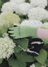 Перчатки для флориста из бамбукового волокна Bamboo Green Briers фото.jpg