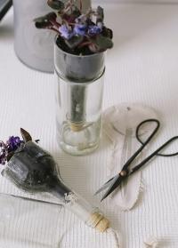 Ножницы садовые декоративные винтажные Lene Bjerre фото.jpg