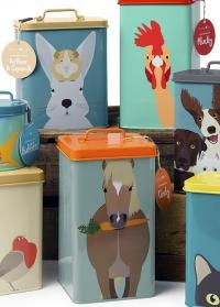 Контейнер для сухого корма животных Pony Creatureweares фото.jpg