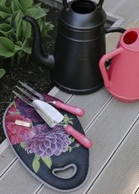 Коврик садовый под колени для прополки British Bloom Burgon & Ball фото.jpg