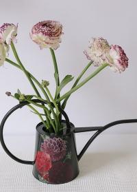 Красивая лейка для цветов 1 л British Bloom от Burgon & Ball фото.jpg