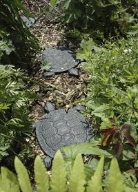 Садовая плитка Черепаха SS1 Esschert Design фото