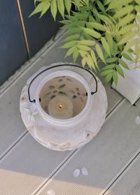 Свечной фонарь керамический Salva Lene Bjerre картинка