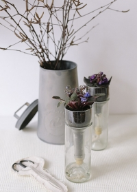 Старинная оцинкованная ваза Zina Lene Bjerre фото.jpg