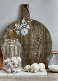 Стеклянная ваза для флорариума Leola Green House Lene Bjerre фото.jpg