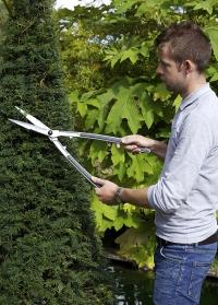 Садовые ножницы для стрижки кустов Burgon & Ball фото.jpg