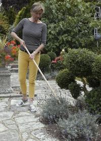 Плоскорез ручной для удаления сорняков Weedslice Burgon Ball фото