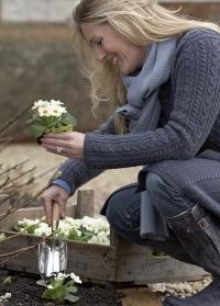 Совок садовый в подарочной упаковке Sophie Conran фото.jpg