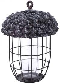Кормушка для птиц  декоративная Желудь большой FB418 Esschert Design картинка
