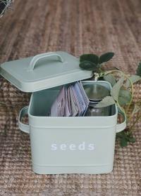 Бокс для хранения пакетиков с семенами EL082 Esschert Design фото