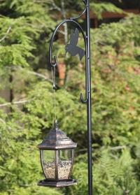 Кормушка для птиц садовая в форме Фонаря Lantern by ChapelWood фото