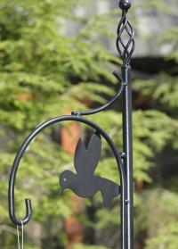 Кронштейн декоративный для кашпо, кормушек и фонарей от Smart Garden фото