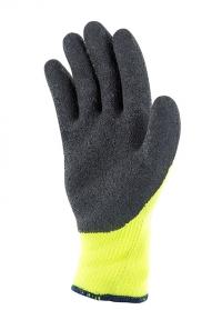 Мужские перчатки защитные утепленные Isomax Ajs Blackfox фото