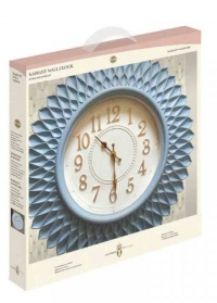 Оригинальные настенные часы Radiant Smart Garden фото