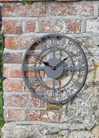 Металлические настенные часы Arundel Smart Garden фото