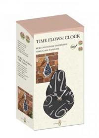 Дизайнерские часы настенные Time Flows! Smart Garden фото