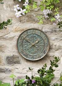 Уличные часы для дачи Verdant Smart Garden фото