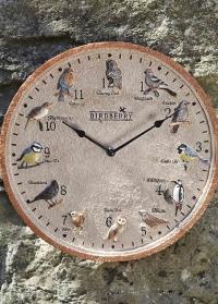 Настенные часы с птицами Birdberry Smart Garden фото