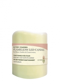 Свеча светодиодная Led Flameless Pillar by Smart Garden фото