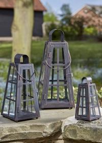 Подсвечники фонари для дома и сада Alexandria Smart Garden фото