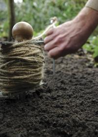 Катушка садовая катушка со шпагатом GT21 Esschert Design фото