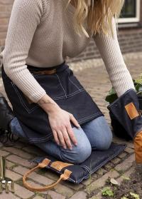 Фартук садовода огородника с карманами для садовых инструментов GT155 Esschert Design фото