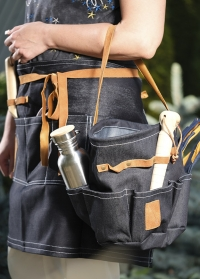 Сумка для сада и дачи с карманами для садового инструмента Denim GT161 Esschert Design фото