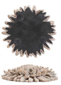 Декор интерьерный терракотовый Хризантема Serafina Flower от Lene Bjerre фото