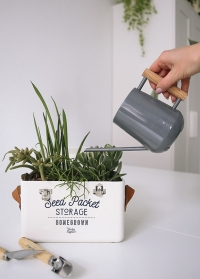 Миниатюрная лейка для комнатных цветов от Burgon Ball Garden Suppliers фото фото