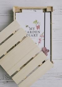 Красивый дневник для садовода Петры Мейсон GardenGirl от Consta Garden фото