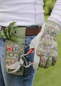 Садовый секатор и перчатки Orangery by Julie Dodsworth от Briers в подарок садоводу и дачнику фото