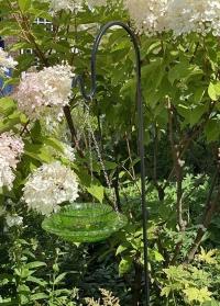 Кронштейн-крюк садовый для подвесных кашпо и фонарей вставляется в грунт 1,6 м Smart Garden фото