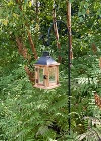 Садовый кронштейн для подвесных кашпо и фонарей 1,2 м вставляется в грунт Smart Garden фото