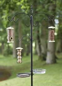 Садовый держатель для подвесных кормушек для птиц Smart Garden фото