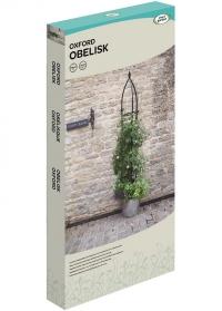 Опора для вьющихся растений металлическая Oxford Obelisk Smart Garden фото