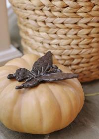 Декоративная фигурка бабочки из чугуна TT174 Esschert Design фото