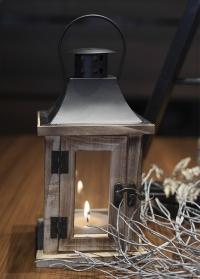 Уличный декоративный подсвечник-фонарь Alta by Outside In Smart Garden фото