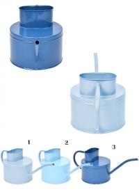 Лейка для полива комнатных цветов и рассады Blue Greenhouse EL099 голландского бренда Esschert Design фото