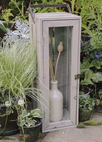 Декоративный деревянный ящик для флористики NG84 Esschert Design фото