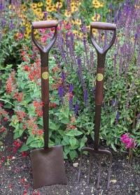 Садовый инвентарь лопата National Trust от Burgon & Ball (Великобритания) фото