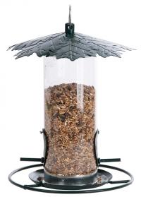 Оригинальная кормушка для птиц Дубовые листья для сада и дачи FB484 Esschert Design фото