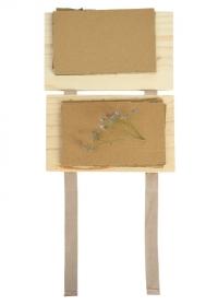 Пресс для гербария с ремнями FH007 от Esschert Design (Нидерланды) фото