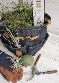 Подарок мужчине для дачи Denim - секатор садовый с деревянными ручками Burgon Ball заказать Consta Garden фото