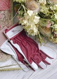 Подарок садоводу - перчатки из козьей кожи для ухода за растениями Chelsea GardenGirl от Consta Garden фото