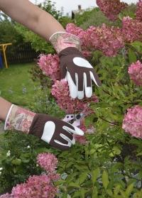 Красивые и практичные перчатки для роз в подарок женщине-садоводу Chelsea GardenGirl от Consta Garden